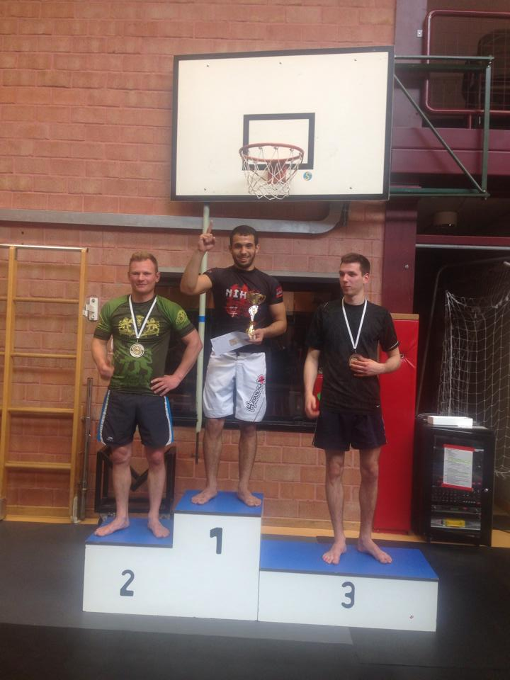 Mohamed Limburg Open